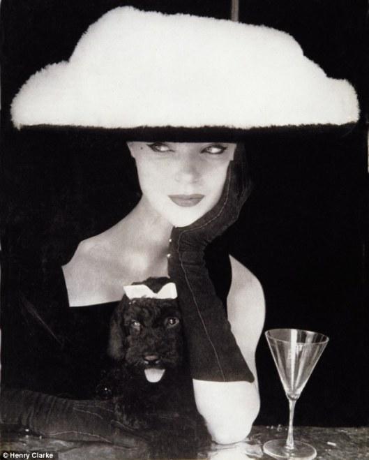 Vogue Fotógrafo: Henry Clarke